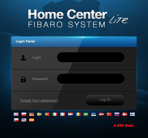 Fibaro firmware beta
